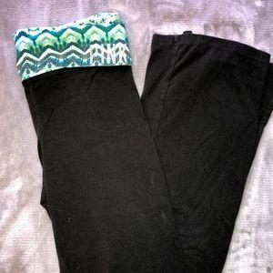 Victoria's Secret PINK Yoga Pants Medium